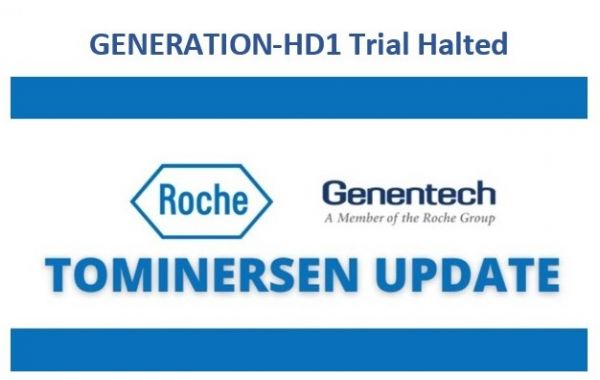 GENERATION-HD1 Trial Halted