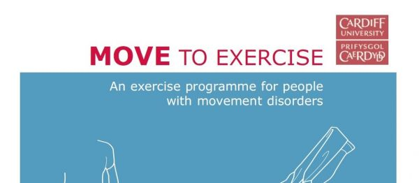 Exercise at home - for HD families